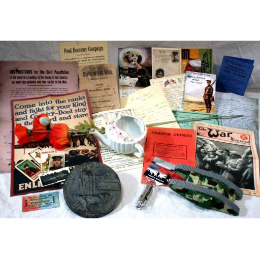 WW1 Homebox