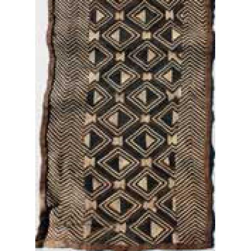Long Kuba Cloth