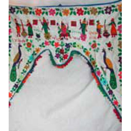 Embroidered Arch