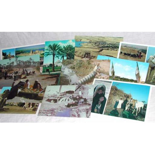 Village Life Cards