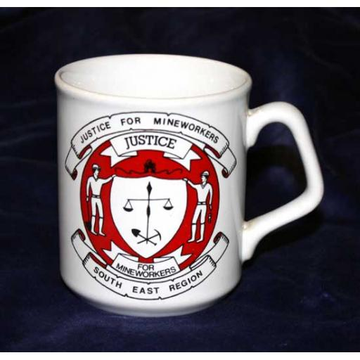 Justice for Mineworkers Mug