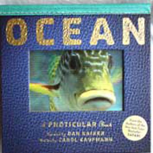 Ocean Photicular Book