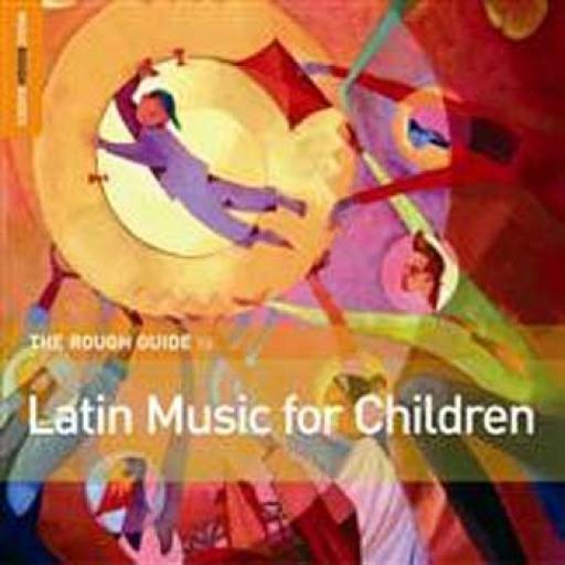 Latin Music for Children CD