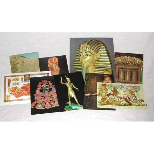 Tutankhamun Cards Pack
