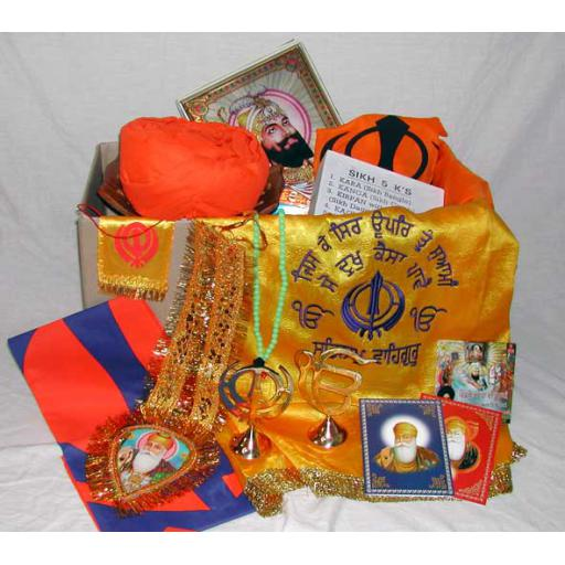 Sikhism Approval Box