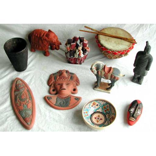 Pottery Approval Box