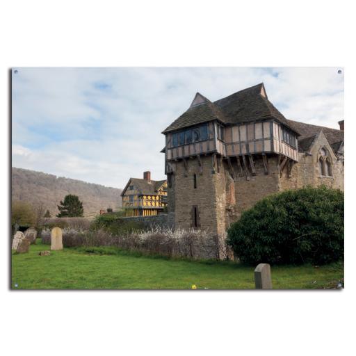Tudor Backdrop