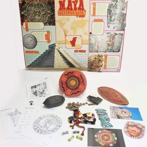Maya Topic Pack
