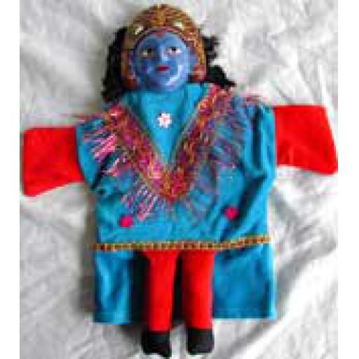 Rama Puppet