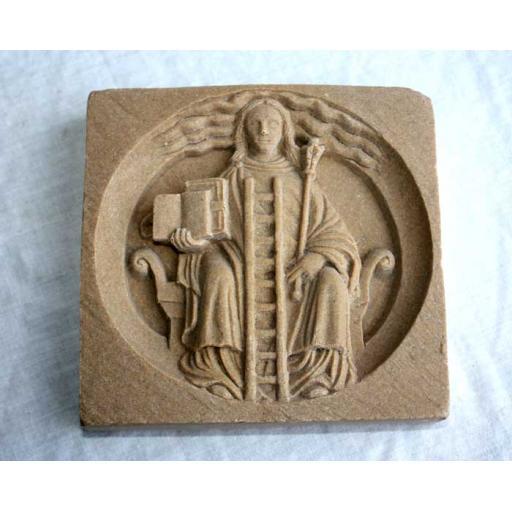 Church Plaque - Bishop