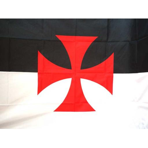 Knights of the Crusades Flag