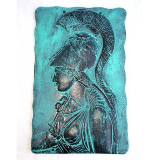 Minerva Plaque
