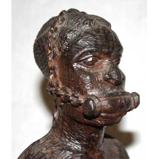 Carved Slave