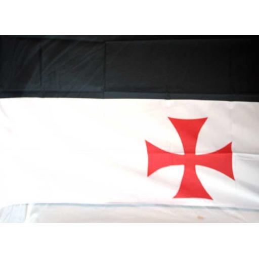 Knights Templar Flag