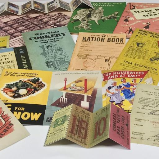 World War Two Rationing Pack