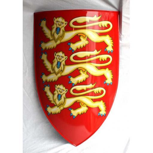 Edward the 1st Shield