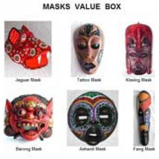 Masks £110