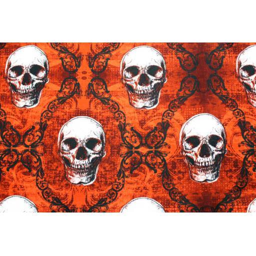 Skull Textile