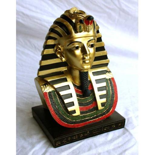 Large Tutankhamun Bust