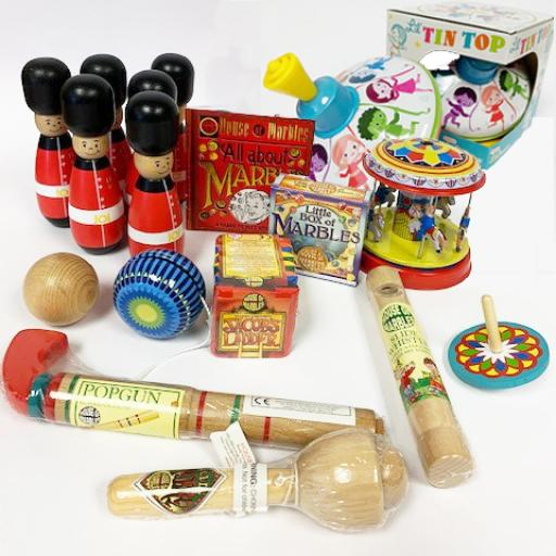 Victorian Toys Pack