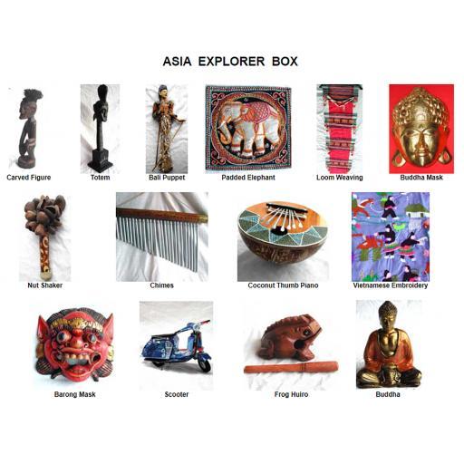 Asia Explorer Box