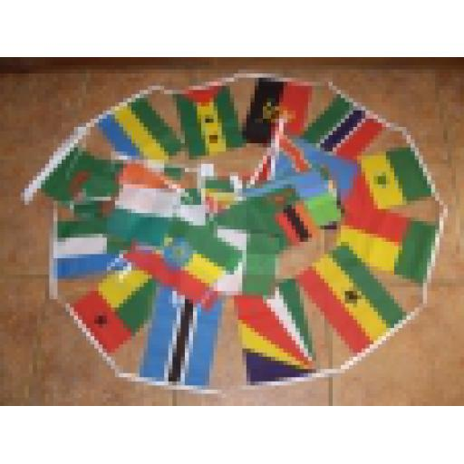 Bunting Africa - 15m