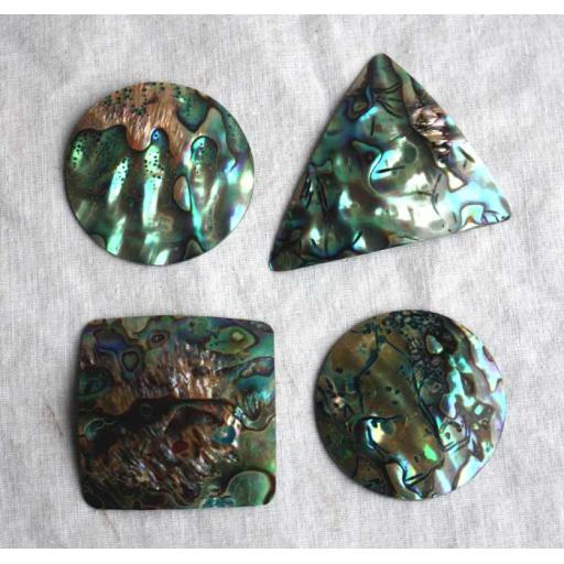 Paua Pieces