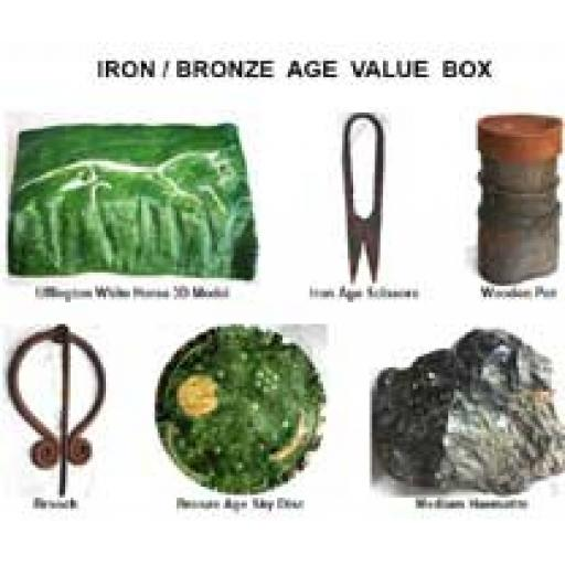 Iron & Bronze Age Value Box