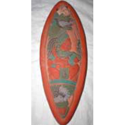 Maya Plaque