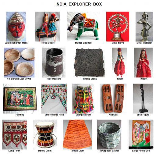 India Explorer Box