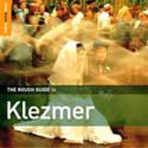 Klezmer Music CD