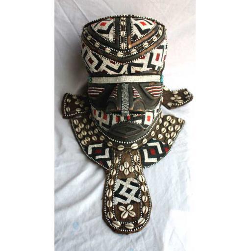 Large Kuba Mask