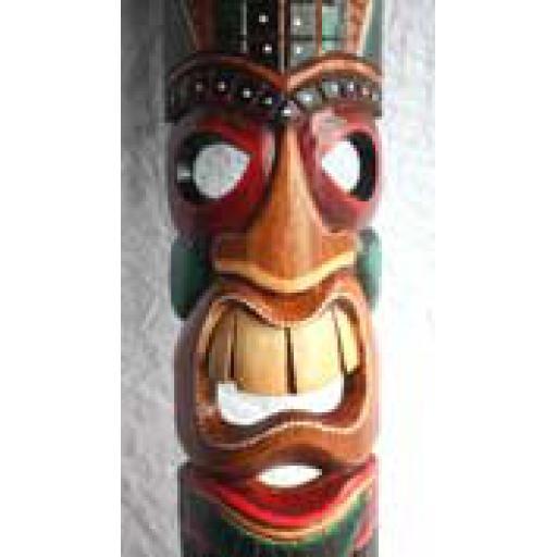 1 metre Tiki Mask