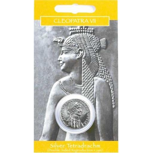 Cleopatra Coin