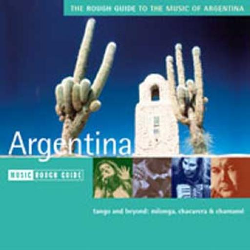 Argentina Music CD