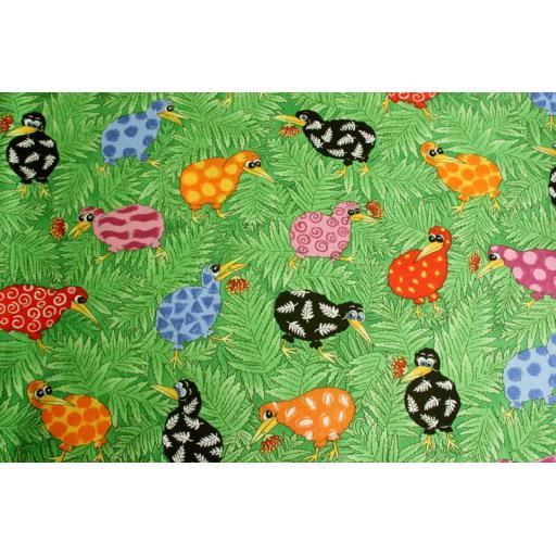 Cheeky Kiwi Textile