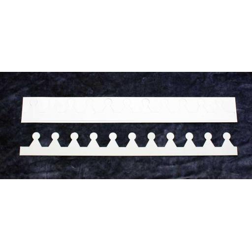 12 x Card Crowns