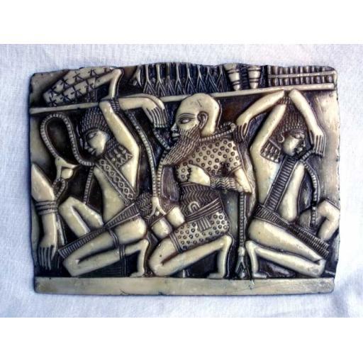 Slaves Plaque