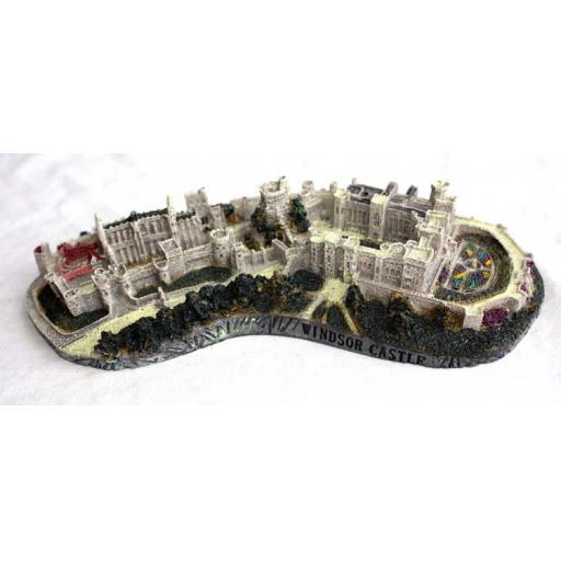 Model of Windsor Castle