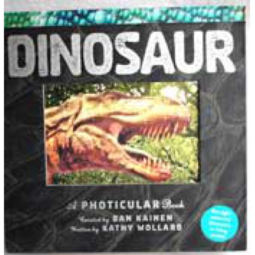 Dinosaur Photicular Book