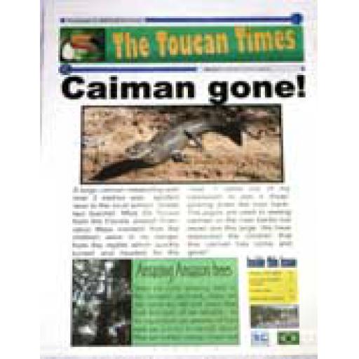 3 x Toucan Times