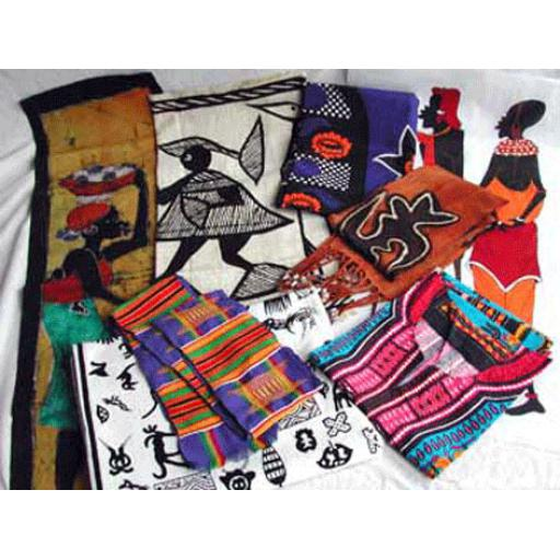 African Textiles Value Box