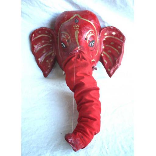 Large Ganesh Mask