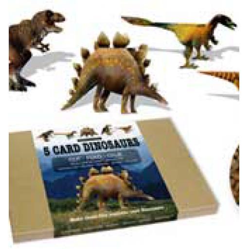 """5 Dinosaurs Kit """"B"""""""