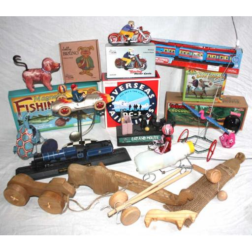 Toys Through the Ages Approval Box