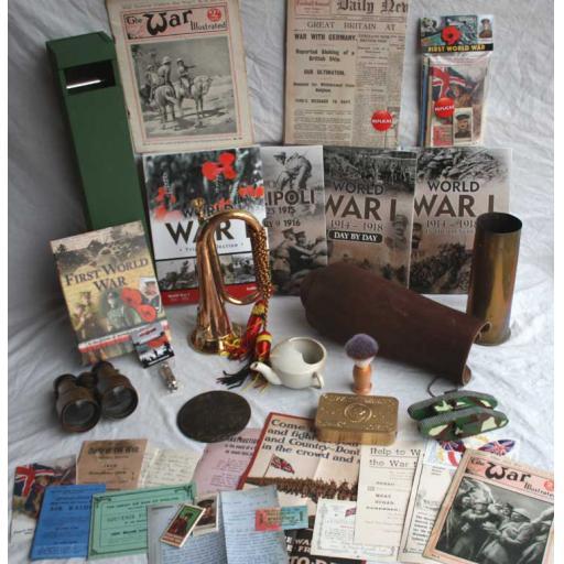 WW1 Starbox