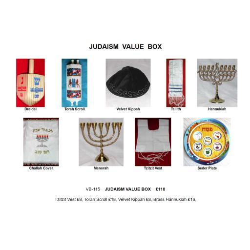 Judaism Value Box
