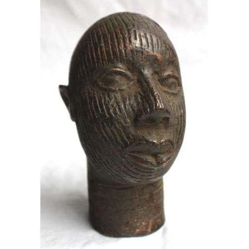 Small Bronze Head