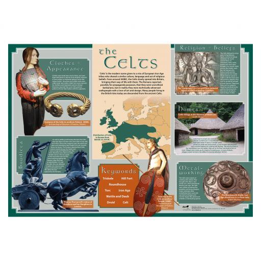 Celts Poster