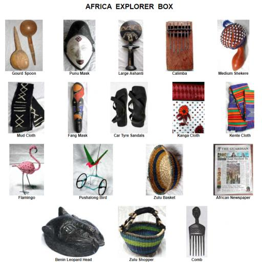 Africa Explorer Box